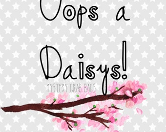 Oops a Daisys! | Mystery Grab Bags | Life Planner Stickers