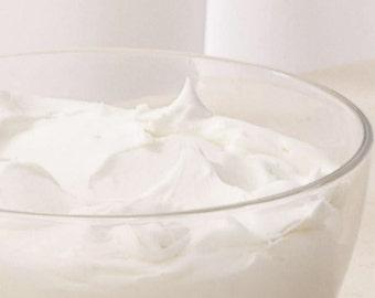 Sweet Cakes Famous Fresh Vanilla Buttercream- Homemade to Order 16 oz