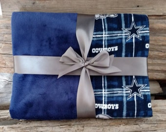 Dallas Cowboys Baby Blanket