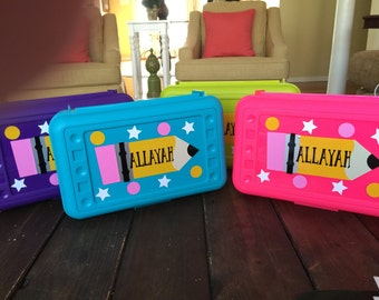 Kids pencil boxes