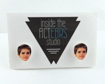 Emma Watson Handmade Earrings