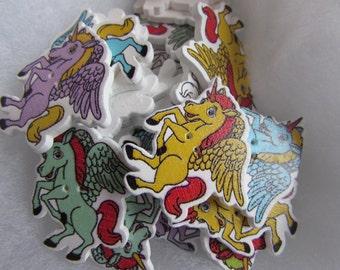 Unicorn Buttons