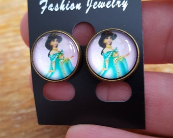 Jasmine Stud Earrings