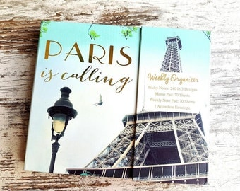 "Stickynotes book ""Paris"""