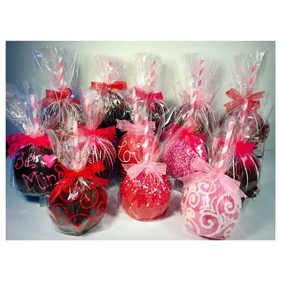 Valentines Day Candy Apples | Valentine\'s Day Wikii