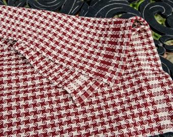 Kitchen STARS pinwheel Tea Towel