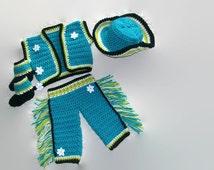 Boys Cowboy Pattern, Crochet cowboy boots, patterns for boys, cowboy costume pattern, boots with spurs, PDF boy downloads, photo props