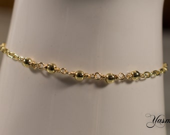Sweet goldfilled beads