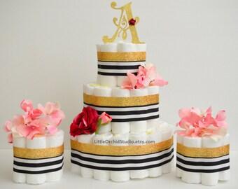 Disney Adventureland Diaper Cake
