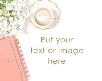 Styled Stock Photography / Styled Desk / Office Styled / Website Stock Photos / Blog Stock Photos / Social Media / Feminine / StockStyle-695