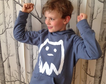 Lille FYR Hoodie/Hoody from Sweatshirt of Monster for kids