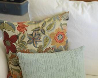 Sage Sweater Pillow