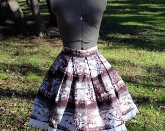 SUMMER SALE, Hallow Skirt, 30% Off