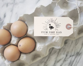 Custom chicken rubber stamp fill in the blank egg carton fresh eggs duck egg stamp egg stamp egg carton label chicken coop pronofoot35fo Gallery