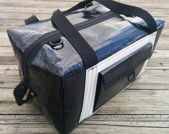 Laminated Sailcloth Tackle bag or Duffel Bag