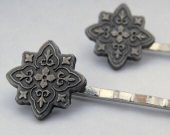 Vintage Style Hair Pins 038N