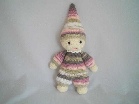 Amigurumi Cuddly Baby : Crochet Baby Doll / Amigurumi Super Soft and Cuddly Baby Doll