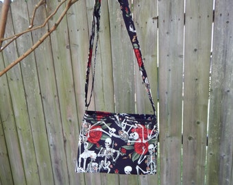 Crossbody Bag- Skeleton