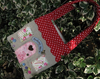 Tote Bags Little House