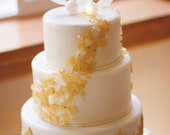Navi Fairy Cake Toppers for Zelda Wedding
