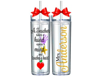 "Shop ""teacher gifts personalized"" in Home & Living"