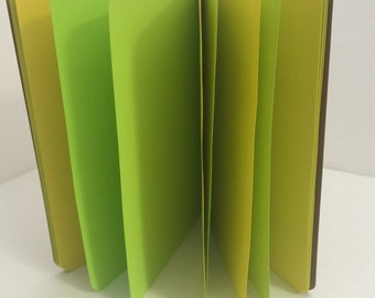 Hummingbird 24lb Paper Traveler's Notebook Insert- ALL Sizes, Including B6, B6 Slim, Personal, & A6! Choose Your Cover Color!