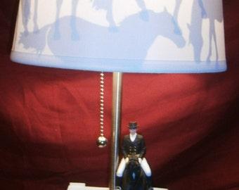 Dressage/Jumper/Horse lamp