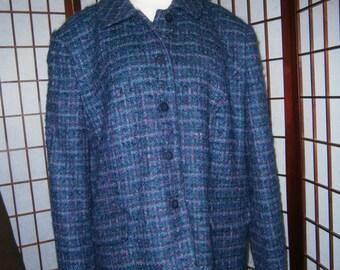 Women's Mohair Jacket - Jones New York
