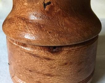 Beautiful Oak Jar