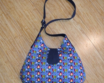 Birds Of A Feather Swing Bag