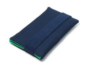 Fairphone 2 Case, Fairphone 1 Sleeve - Blue, Green, Fabric