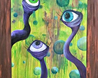 Strange Vision