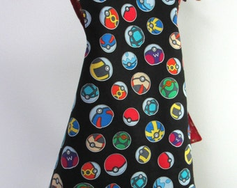 Pokéball Tunic Jumper  <Size 2T>