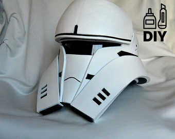 diy knight helmet template for eva foam version b. Black Bedroom Furniture Sets. Home Design Ideas