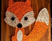 Nursery Fox, Made To Order