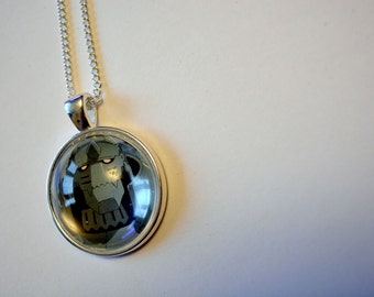 Alphonse Elric - Full Metal Alchemist FMA Brotherhood Anime Necklace
