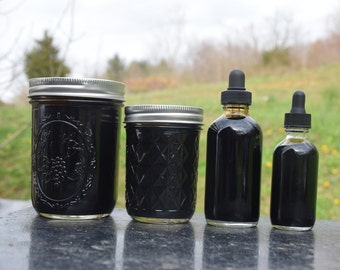 FREE US SHIPPING--All Natural Black Walnut Ink