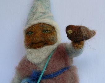 Waldorf Inspired Norwegian Gnome