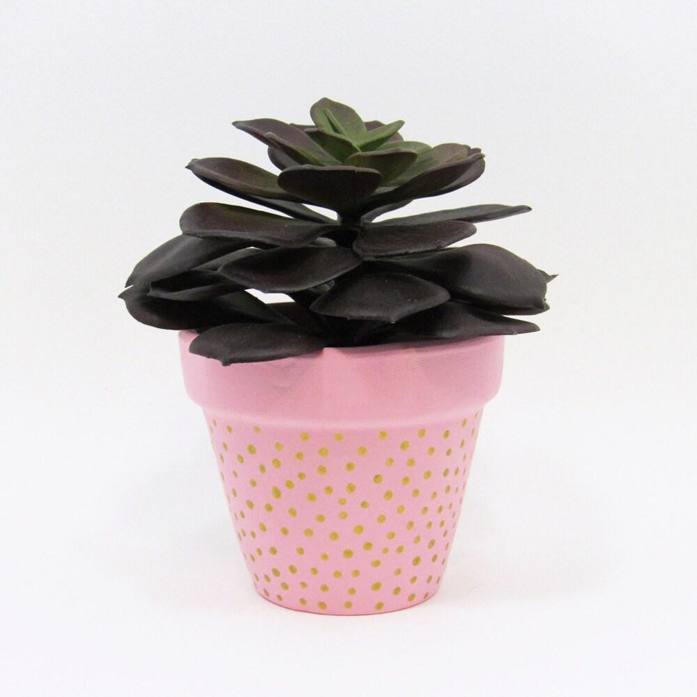 Terracotta Pot Succulent Planter Cute Cactus Planter Small
