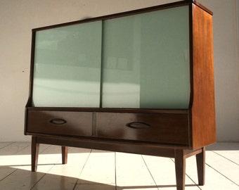 Vintage Sideboard - 1960s Danish Influence Retro