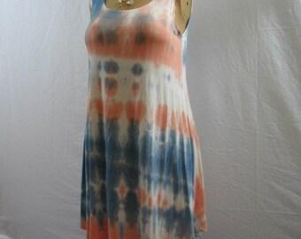 NEW! TANK DRESS Lounge Dress, Sun Dess,  Beach Cover-up