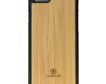 Apple iPhone 6 / 6s - Real Wood Case - Bamboo