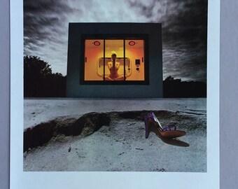 1981 Kohler Print Ad for Habitat - 1980's Style