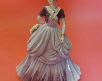 Royal Worcester Figurine JOSEPHINE Figure