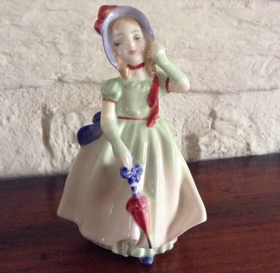 Royal Doulton Babie Figurine 1935 Hn 1679 Mint Condition