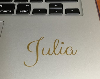 Custom Name Sticker Name Decal Personalized Name Decal Sticker
