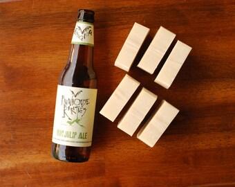 Mint Julep Ale Beer Soap - Vegan, All Natural Bar Soap - Cold Process Soap - Beer Soap