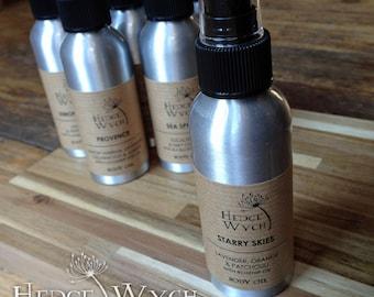 Luxury Body Oil - Lavender, Orange & Patchouli; Moisturising Body Oil, Lightweight Body Oil