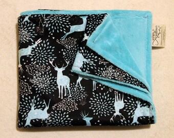 Plush Waterproof Mat- Waterproof Blanket- Play Mat- Baby Activity Pad- Picnic Blanket