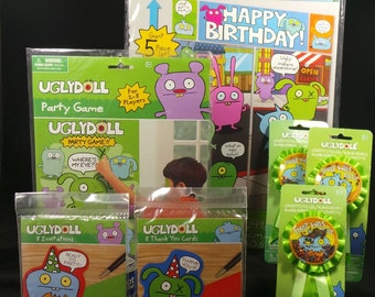 UglyDoll Deluxe Birthday Party Package